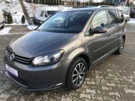VW Touran 2.0 TDI 103kw / 140cp DSG
