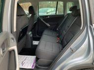 VW Tiguan 2.0 TDI 103kw / 140cp 4Motion